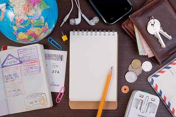 Car Rental Travel Checklist