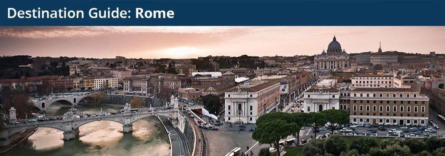 Car Rental Rome Italy