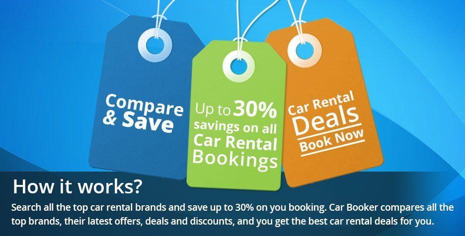 Car Hire Deal 30% Discount