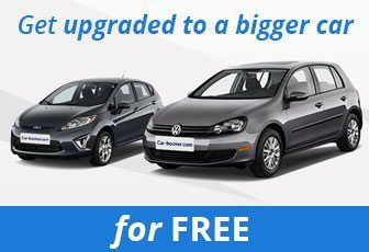 Car Rental Free Upgrade