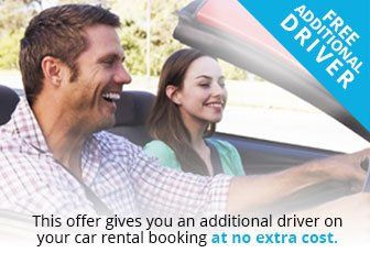 Car Rental Free Additional Driver