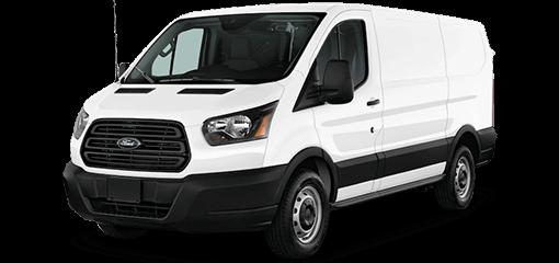 Cargo Van Car Hire Class