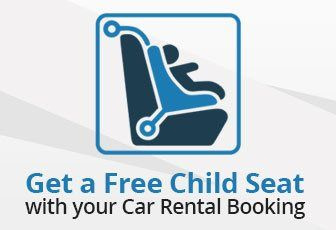 Car Rental Child Seat Small