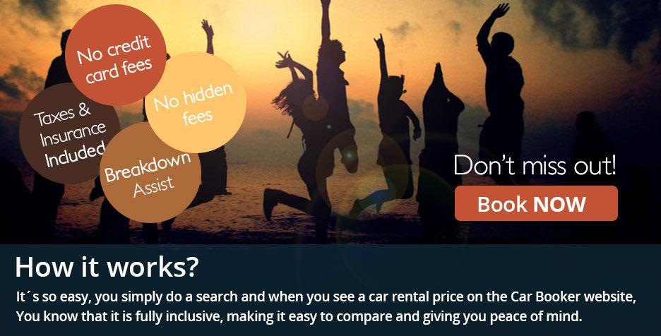 Car Hire Fully Inclusive Pricing