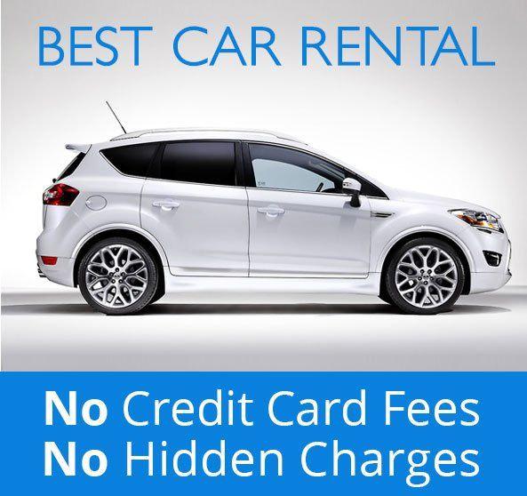 No Hidden Car Hire Fees