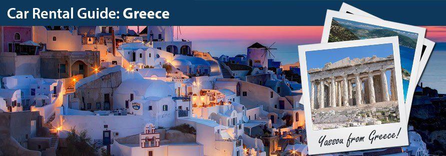 Car Hire Greece