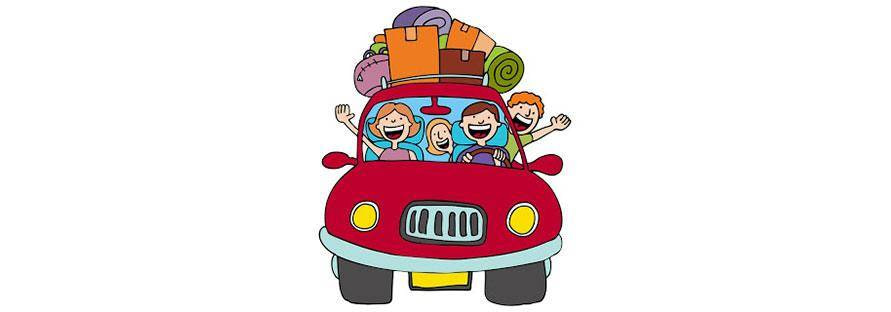 Tips for taveling with children