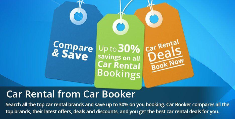 Car Rental Comparison with Car Booker